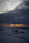 Sigridsbu i vær. Bildet er tatt av Yngve Nordskag